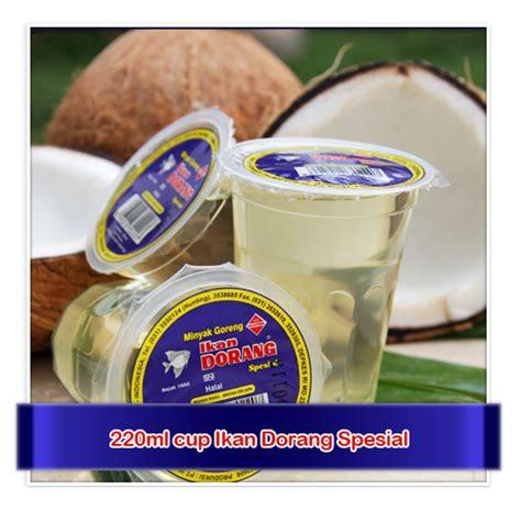 Minyak Goreng Cup ikan dorang spesial ikan dorang minyak goreng surabaya