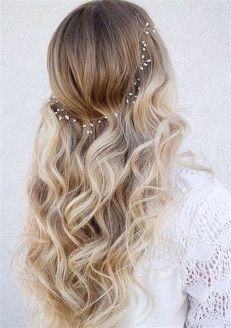 70 prom hairstyles 276 best images about half up down hairstyle תסרוקות כלה