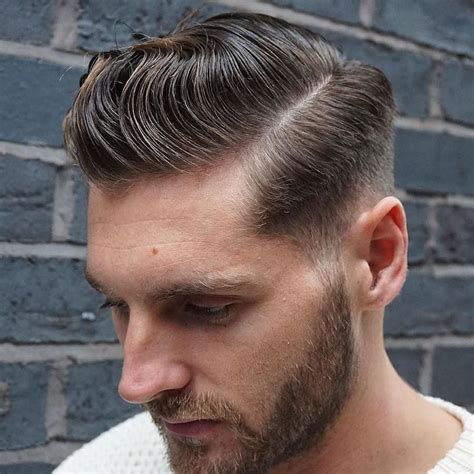 parting haircut 26 best side part hairstyles hairstyles for men