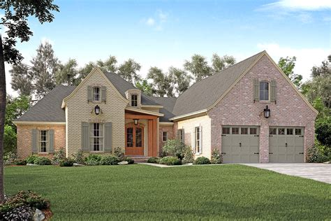 french house plan    bedrm  sq ft home plan
