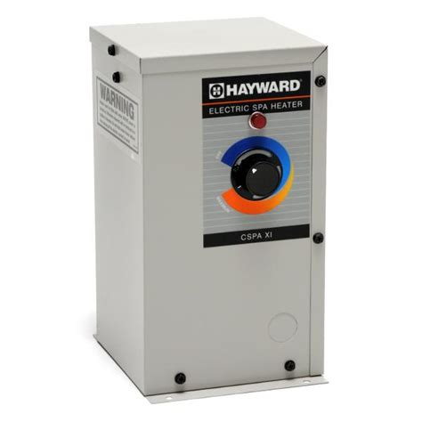 Spa Heater: Hayward Electric Spa Heater Cspa Xi