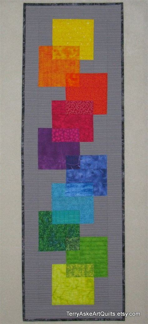 modern quilt wall hanging the world s catalog of ideas