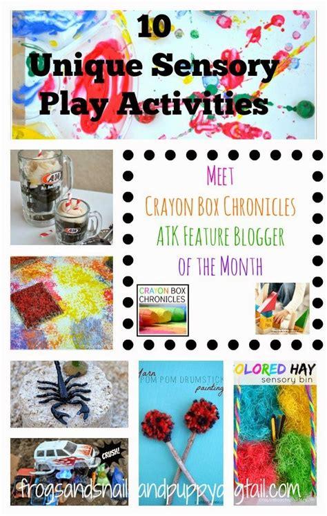 Sensory Box Seri B 132 best crayon box chronicles images on