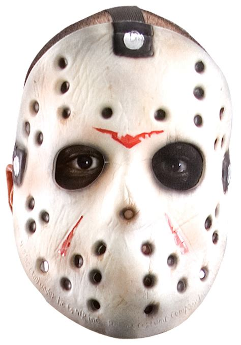 How To Make A Jason Mask Out Of Paper - jason voorhees mask