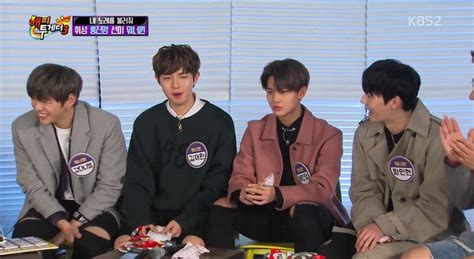 drakorindo happy together wanna one wanna one s bae jin young cracks everyone up with honest