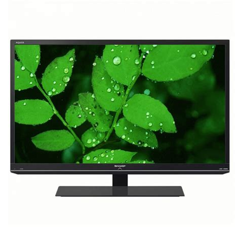 Sharp 32 Led Tv Hitam Aquos Lc 32le150m jual led tv sharp aquos lc 32le150m harga promo toko