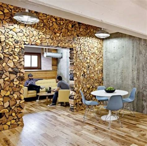 reclaimed wood wall design sponge the interior design inspiration board