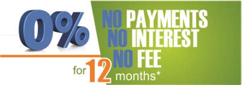 no interest no payments for 12 months jimhicks