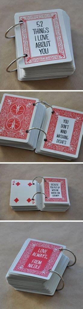 Deck Of Cards Gift For Girlfriend - 25 best ideas about girlfriend surprises on pinterest present ideas for girlfriend