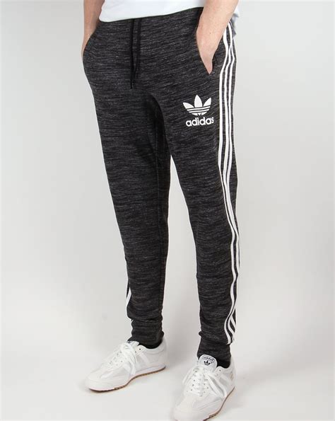 light grey adidas pants adidas originals track pants grey