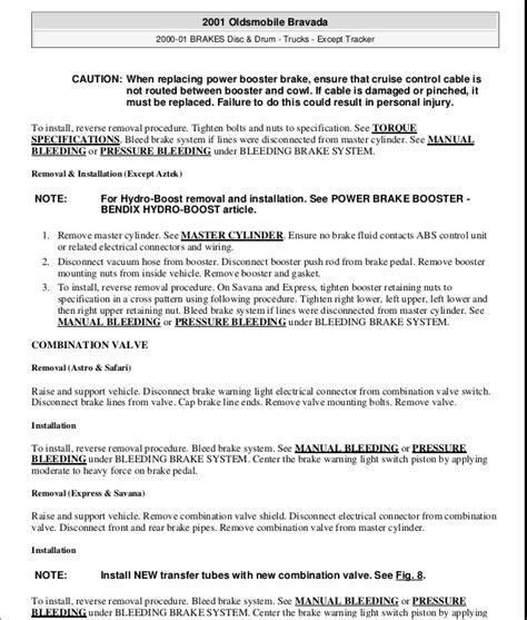how to download repair manuals 2001 oldsmobile bravada auto manual 2001 oldsmobile bravada service repair manual