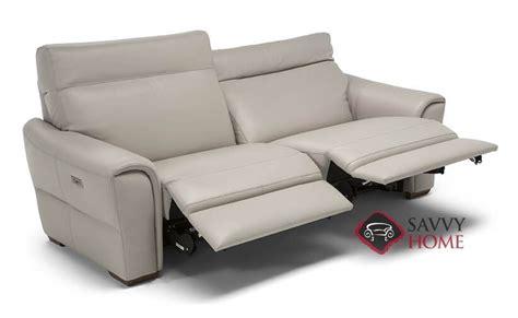leather studio sofa topino leather studio sofa by natuzzi is fully