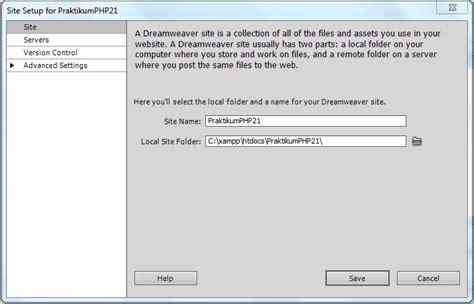 tutorial membuat website dengan dreamweaver cs6 pdf cara membuat new site di dreamweaver cs6 everything