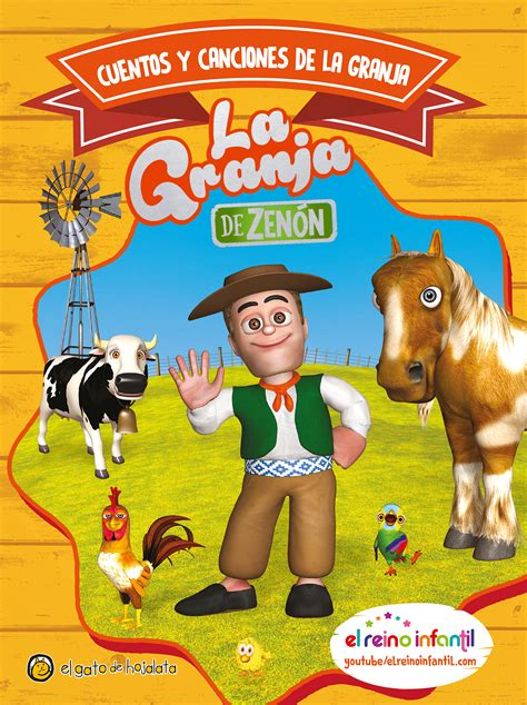 libro la granja y sus cuentos y canciones de la granja de zen 243 n editorial guadal libros infantiles