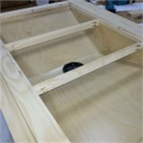 build  folding workshop table   tops router