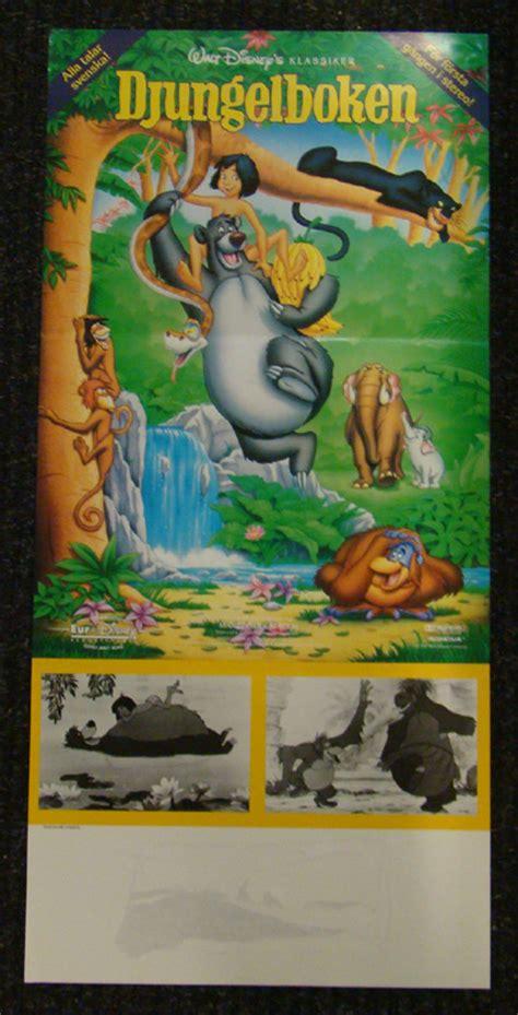 walt disneys the jungle nostalgipalatset the jungle book walt disney