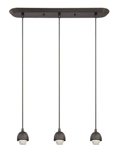 Adjustable Mini Pendant Lights Westinghouse Three Light Adjustable Mini Pendant Rubbed Bronze Finish The Home Depot Canada