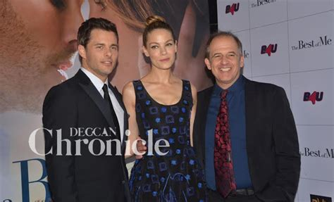 the best of me cast the best of me cast attend a black tie event along with