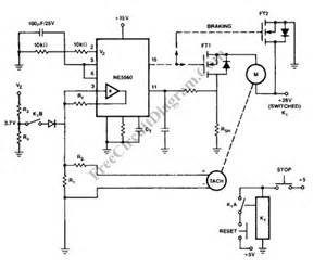 constant speed pwm motor control dc motor speed control circuit diagram on wiring a motor starter