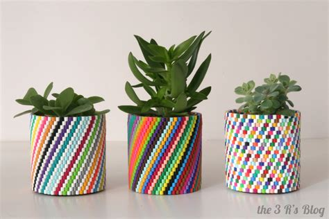 Woven Planter woven planter update the 3 r s