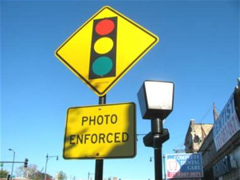 red light cameras to be removed at 18 intersections