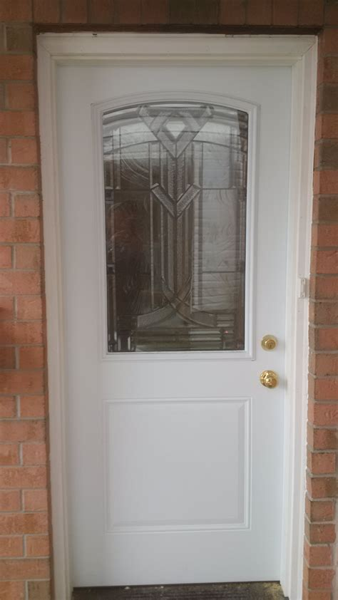install new exterior door exterior door installation new construction exterior