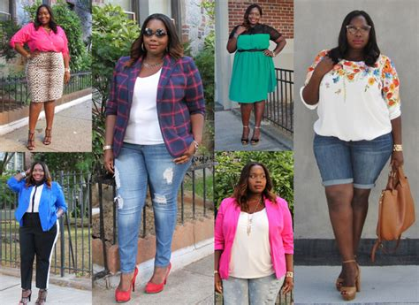 10 Plus Size Fashion Blogs by Great Fashion Blogs For Plus Size