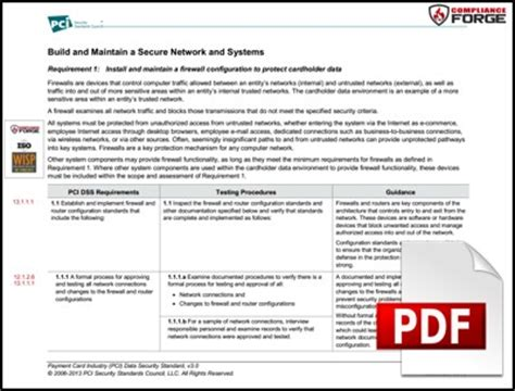 pci dss policy template iso 27002 based written information security program wisp