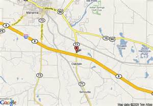 where is marianna florida on a map map of hton inn marianna marianna