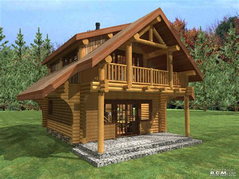 Small Log Homes Small Homes With Lofts Floor Plans Studio Design