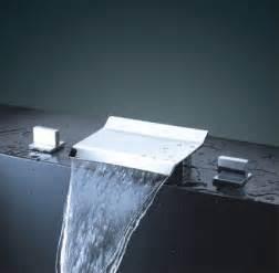 tub faucets waterfall interior decorating
