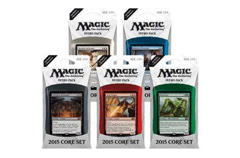 Magic 2015 core set card set archive products game info magic