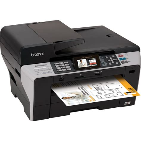 Printer Mfc 6490cw mfc 6490cw color inkjet all in one print mfc
