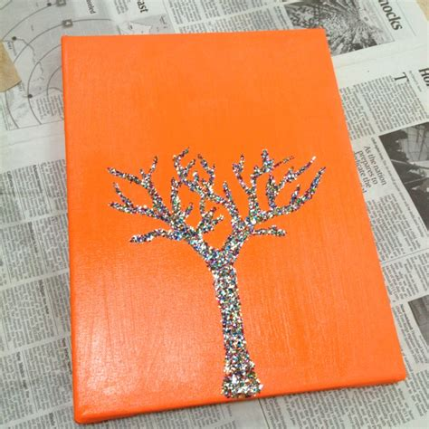 glitter craft projects project with glitter to make