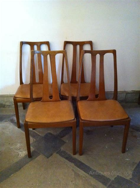 antiques atlas 1960 s teak dining chairs