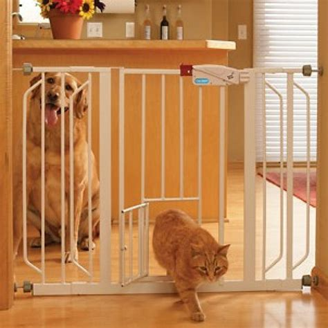extra tall dog gates for the house dog gates fences doors discount pet gates online store