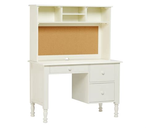 Small Storage Desk Storage Desk Small Hutch Pottery Barn