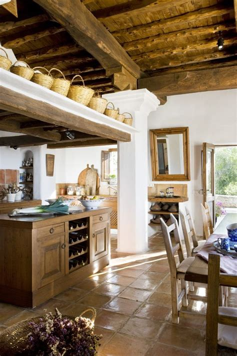 rustic farmhouse kitchen home inspiration pinterest