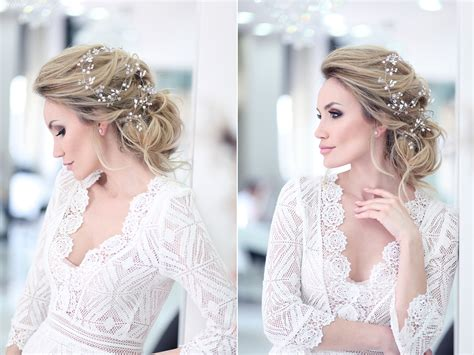 Boho Wedding Hairstyles by Boho Bridal Hairstyles Trend Hairstyle And Haircut Ideas