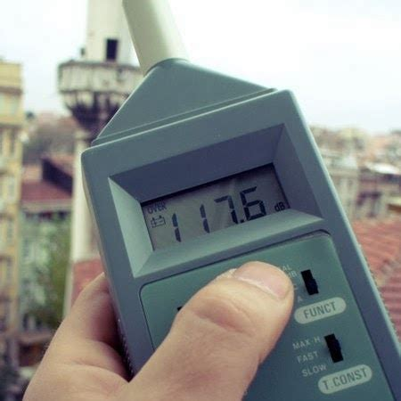 Alat Ukur Kebisingan kebisingan meningkatkan risiko hipertensi fiinur