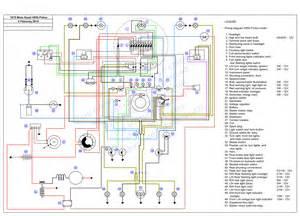 moto guzzi 850 wiring diagram