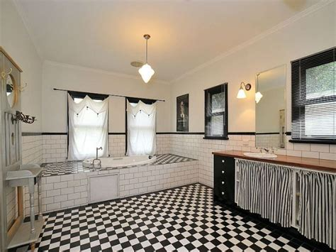 art deco bathroom tile art deco bathroom design with recessed bath using tiles bathroom photo 219019