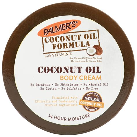 tattoo ointment coconut oil buy palmers coconut oil formula body cream 125g online at