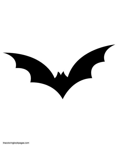 Printable Pumpkin Stencils Bat | pumpkin stencils free printable shaped bat bat pumpkin