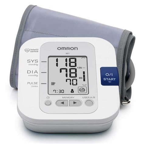 omron blood pressure monitor m6 comfort omron m6 automatic arm blood pressure monitor with comfort