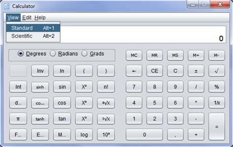 calculator java swing javadev calc 183 github