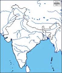 Rivers Of India Map Outline by India Map Outline With Rivers Www Pixshark Images Galleries With A Bite