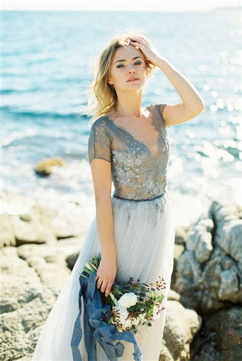 Light Wedding Dresses by 35 Trendy And Blue Wedding Gowns Weddingomania