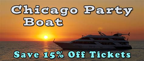 boat cruises chicago coupons chicago party boat discount tickets chicagofun