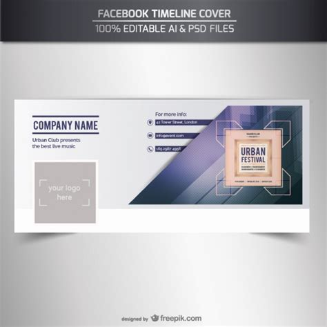 timeline cover template psd timeline cover vector vector free